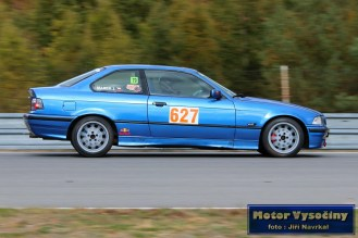 16 - Marek Lukáš - BMW E36- IV. RACE CAR SHOW MREC - Brno - 21.10.2018