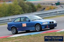 39 - Marek Lukáš - BMW E36- IV. RACE CAR SHOW MREC - Brno - 21.10.2018