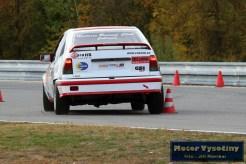 40 - Doležálek Lubomír - Opel Kadet GSi - IV. RACE CAR SHOW MREC - Brno - 21.10.2018