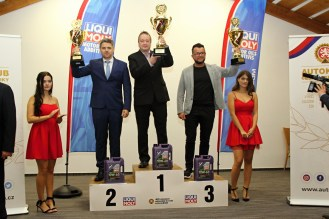 Vyhlášení vítězů 3.11.2018 - Zámek Valeč - 02