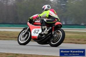 12 - Josef Prášek - Honda CB750 - Jarní cena Brna 2019