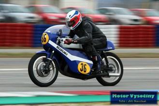 19 - Libor Dokulil - Suzuki TR500 - Jarní cena Brna 2019