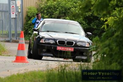 Houska Roman - BMW E4 M3 - Mohyla míru 2019