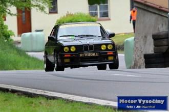 26 - Homola Tomáš - BMW E30 - HA1-K+1600 - Zámecký vrch MANN-FILTER 2019