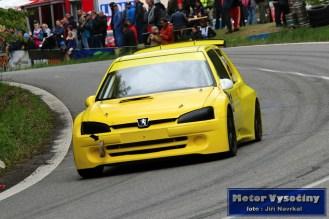 38 - Hort Martin - Peugeot 106 Maxi - E1H-1600 - Zámecký vrch MANN-FILTER 2019