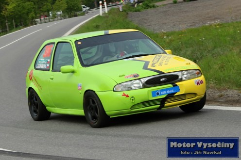 Kožnarová Libuše - Ford Fiesta - S1-1600 - Zámecký vrch MANN-FILTER 2019