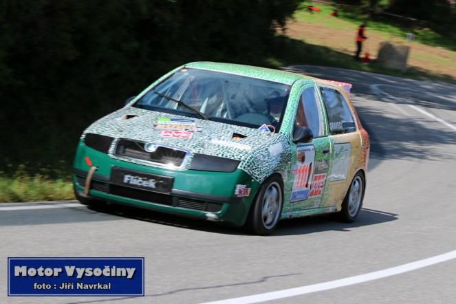 42 - Oravec David - Škoda Fabia - Diváky 2019