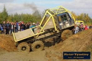 Truck trial - Rančířov - 6.10.2019 - 01