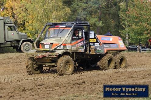 Truck trial - Rančířov - 6.10.2019 - 18