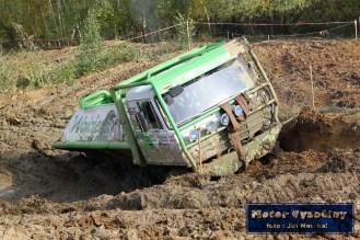 Truck trial - Rančířov - 6.10.2019 - 23