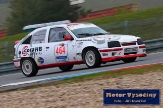 Pavel Vratil z Jihlavy na GMS Race Cars Show 2019
