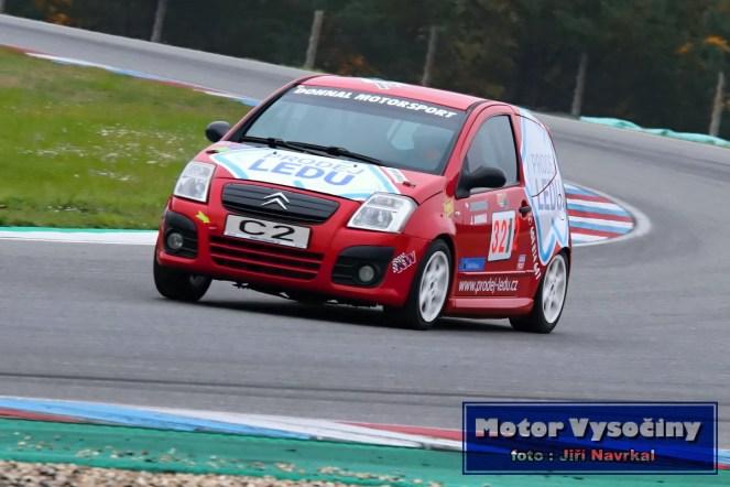 09 - Dohnal Josef - Citroen C3 - GMS Race Car show - Automotodrom Brno - 19.10.2019