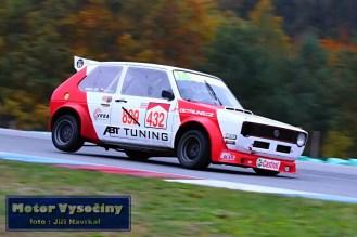 28 - Šplíchal David - VW GOLF GTi - GMS Race Car show - Automotodrom Brno - 19.10.2019I