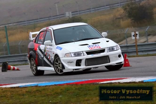 31 - Hybášek Pavel - Mitsubishi Lancer EVO VI - GMS Race Car show - Automotodrom Brno - 19.10.2019