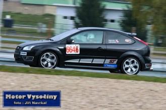63 - Doubek Luděk - Ford Focus ST - GMS Race Car show - Automotodrom Brno - 19.10.2019