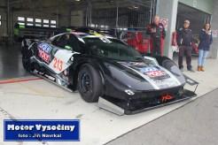 74 - Komárek David - McLaren F1 EVO 2019 - GMS Race Car show - Automotodrom Brno - 19.10.2019