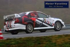 Hybášek Pavel - Mitsubishi Lancer EVO VI - GMS Race Car show - Automotodrom Brno - 19.10.2019