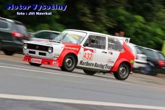 52- Šplíchal David - VW Golg Gti - HA1-2000 - MANN FILTER Zámecký vrch 2020