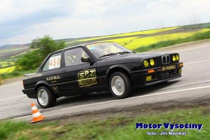 37- Homola Tomáš - BMW E30 - HA1+2000 - Slovácký kopec - Násedlovice 2021