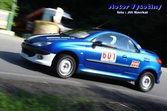 48 - Hrubanová Lenka - Peugeot 206 RCC - AS-S1-1600 - Vírské serpentiny 2021