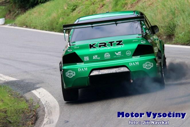 Zámecký vrch MANN-FILTER 2021 - Náměšť nad Oslavou - 03 - Fillová Kristýna - Mitsubishi HULK 9 - E1+3000 4WD 1