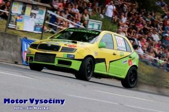 Zámecký vrch MANN-FILTER 2021 - Náměšť nad Oslavou - 07 - Kašpar Vilém - Škoda Fabia RS TDi - S1+2000 2WD 1