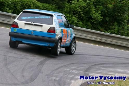 Zámecký vrch MANN-FILTER 2021 - Náměšť nad Oslavou - 66 - Dorinský Lukáš - VW Golf mk2 - HA1-2000 4
