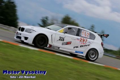IV. GMS Automotodrom Brno - 07 - Kubík Daniel - BMW 130i - E1-3000 2WD