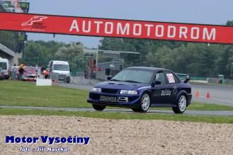 IV. GMS Automotodrom Brno - 22 - Trnka Zdeněk - Mitsubishi Lancer EVO VI - AS-S1+2000 4WD