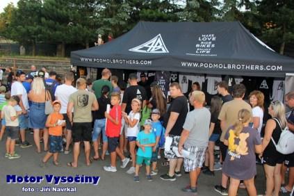 Podmol Brothers show v Třebíči 14.8.2021 - 32