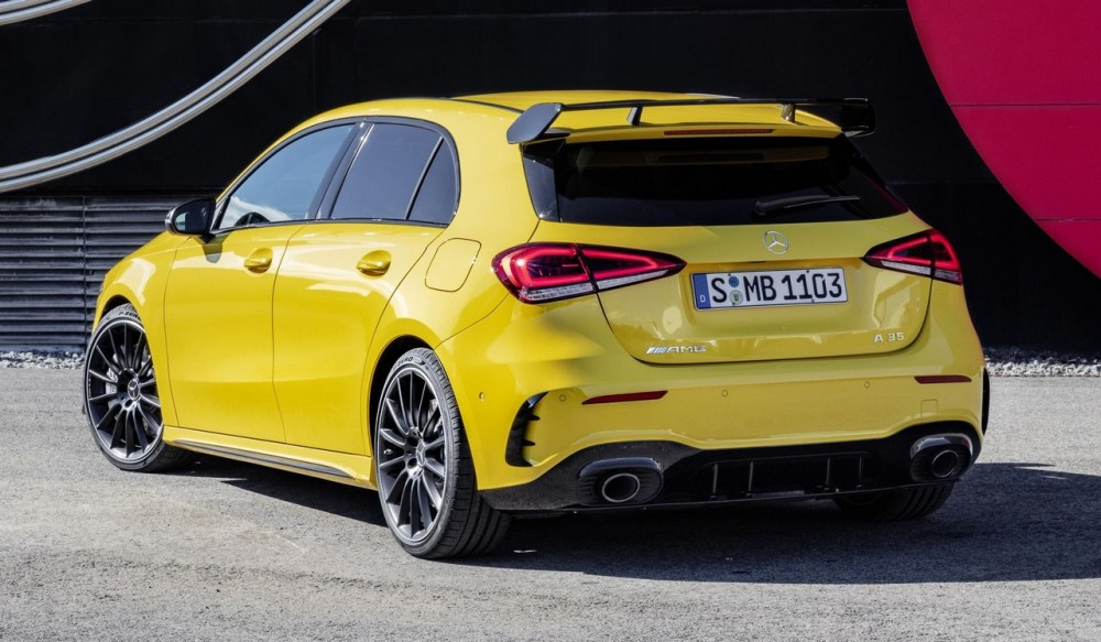 medium resolution of  with the introduction of the a45 in 2012 we presented a real benchmark in the compact segment the demand for our compact models has developed very