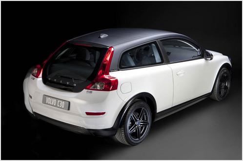 Volvo C30 Black Design For Italy