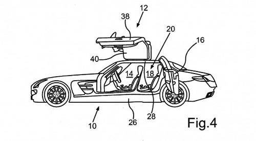 Four-Door Mercedes SLS In The Works?