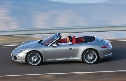 Image result for man in porsche convertible