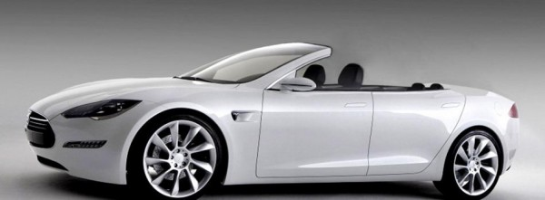 Tesla Model S Convertible 2 600x221 at NCE Receives 100 Orders for Tesla Model S Convertible