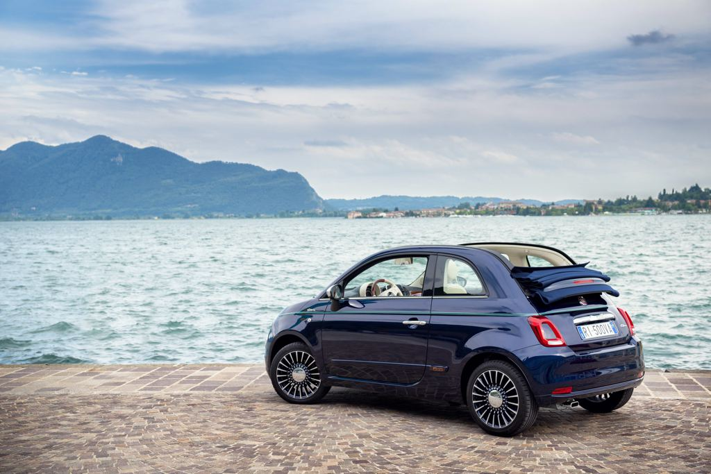 Official Fiat 500 Riva Special Edition