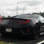Matte Black Nsx 2016 Acura Nsx Forum