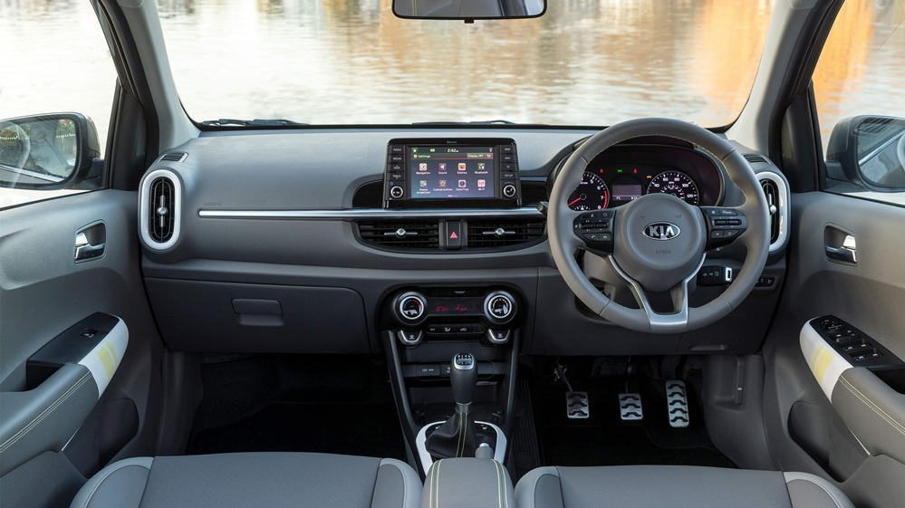 2018 Kia Picanto XLine  UK Pricing and Specs