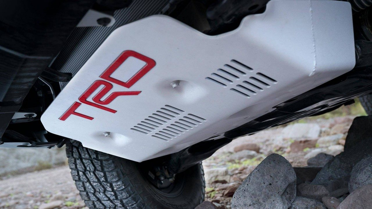 2019 Toyota TRD Pro Series Tacoma 4Runner Tundra