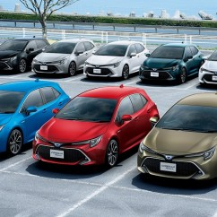 New Yaris Trd Kelemahan Grand Veloz 2019 Toyota Corolla Sport Is Dubbed First-gen Connected Car