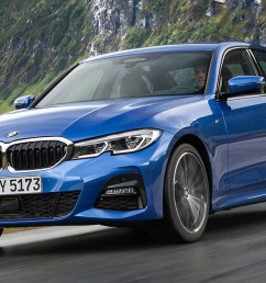 the post 2019 bmw 3 series goes official in paris appeared first on motorward  [ 1280 x 741 Pixel ]