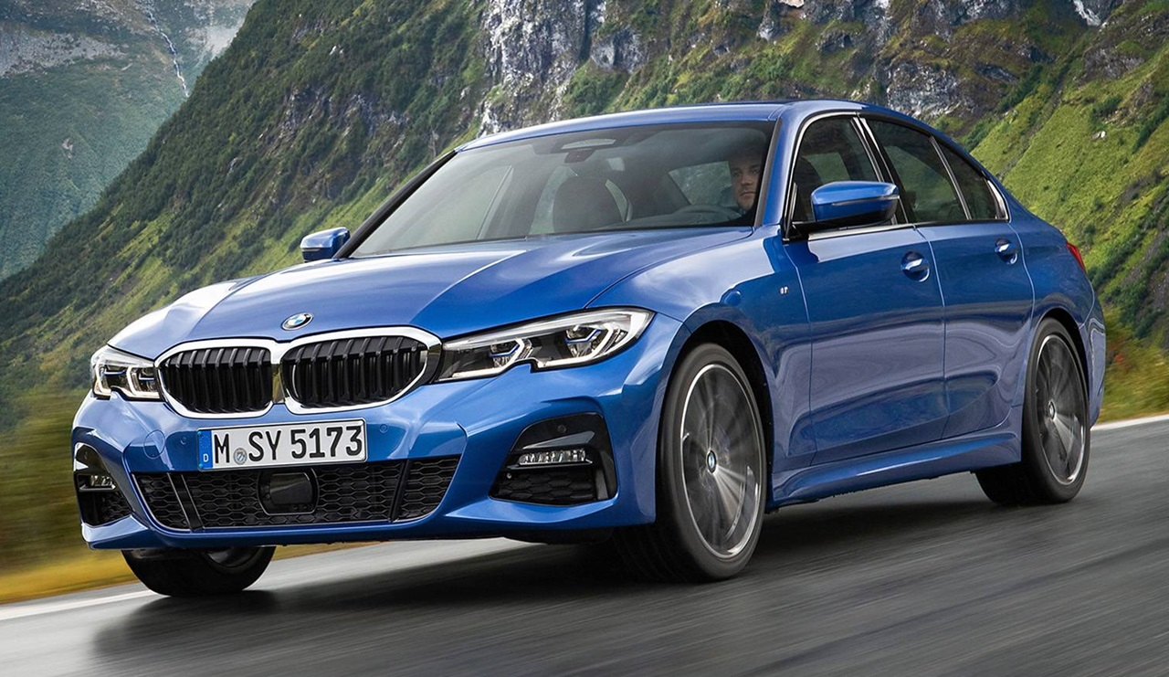 hight resolution of the post 2019 bmw 3 series goes official in paris appeared first on motorward