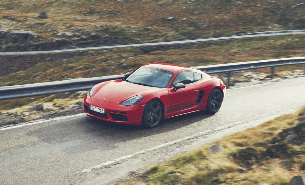 Official 2019 Porsche 718T Boxster And Cayman