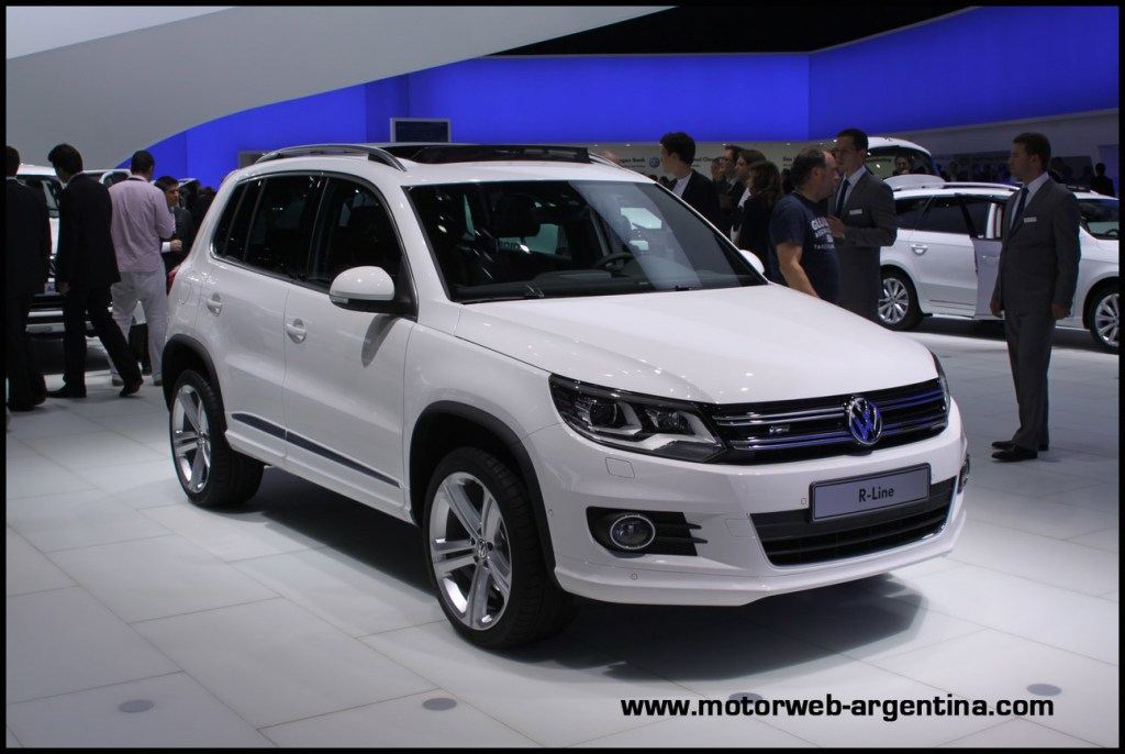 Iaa 2011 Volkswagen Presenta Novedades Que Veremos En Argentina