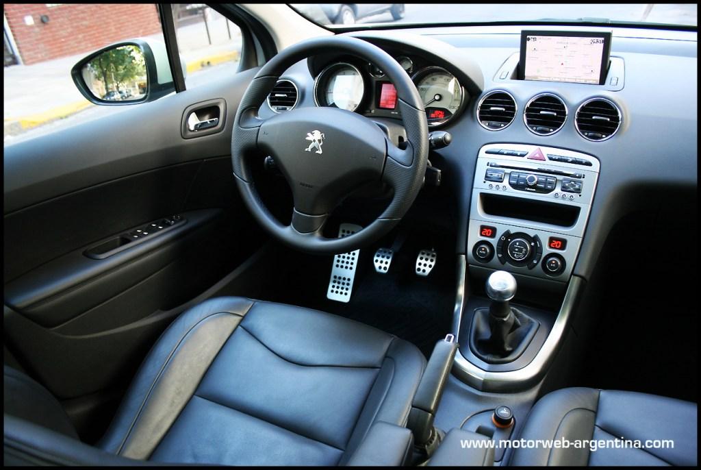 Prueba  Peugeot 308 2 0 Feline