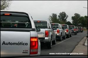 Volkswagen presenta la Amarok con caja automatica 03
