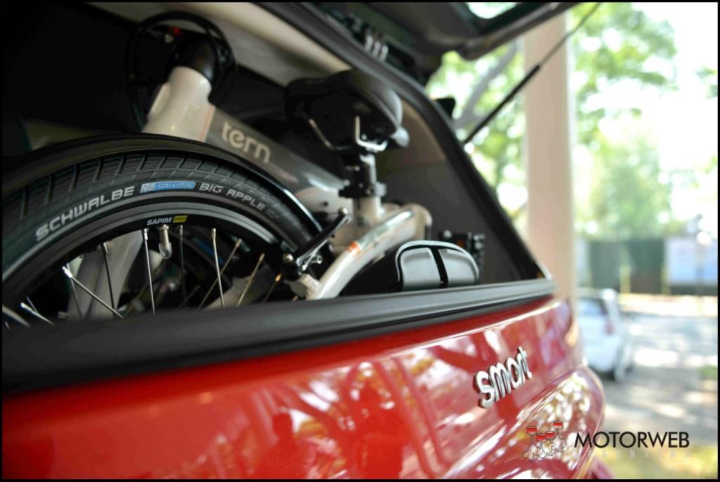 smart, ahora con bici plegable de regalo 05
