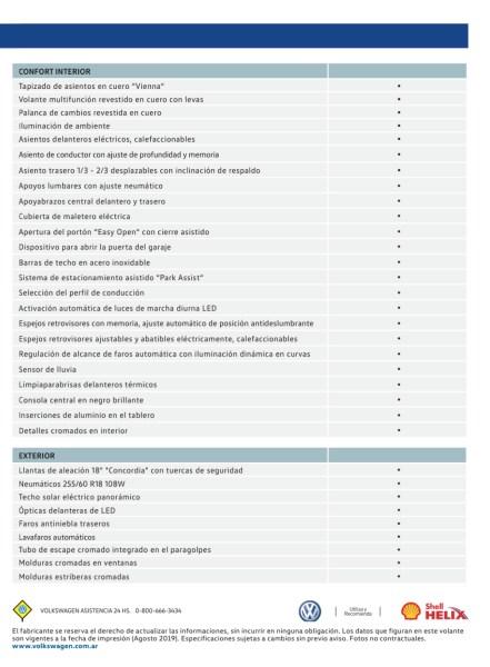 Ficha Touareg 2