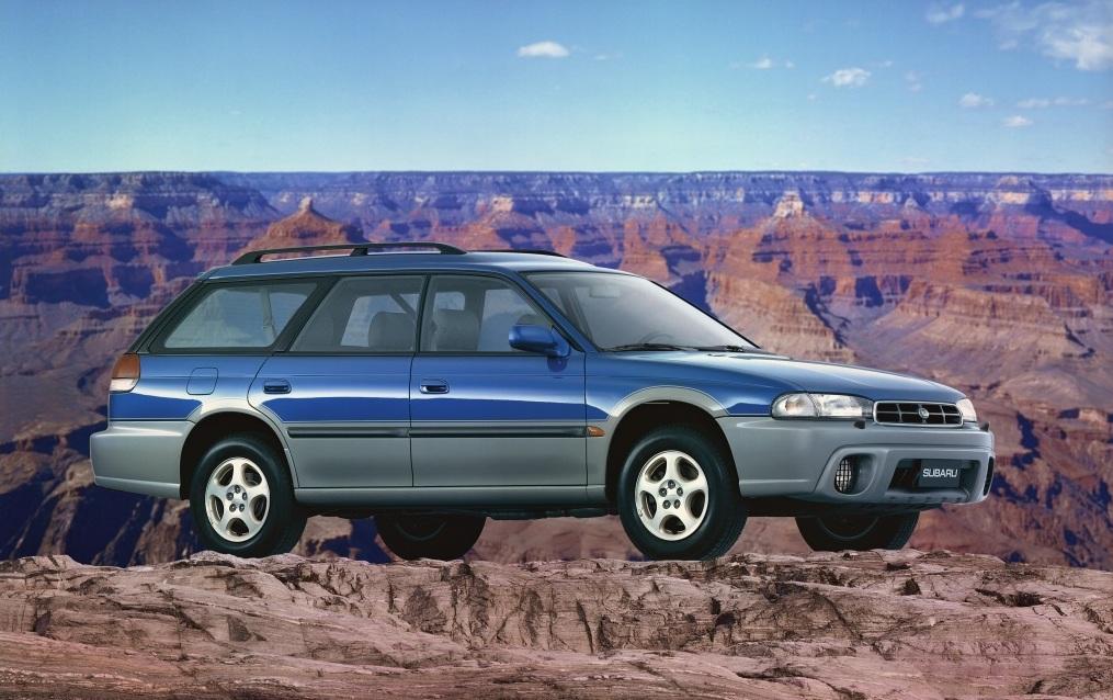 ¿El Subaru Legacy Outback habrá sido la inspiración visual de Fiat?