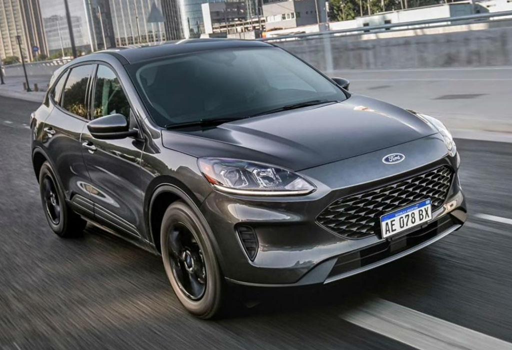 Los concesionarios Ford ya ofrecen la nueva Kuga Híbrida ...